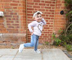 Anna Saccone: Fashion Friday: Crazy Babies in the Garden!