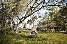 DEDON: Nestrest - Hanging lounger -