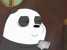 when you're texting your friend cursed memes from across the room and you want to seen their reaction Cartoon Icons, Cartoon Memes, Cute Cartoon, Cartoons, Ice Bear We Bare Bears, We Bear, Bear Wallpaper, Cartoon Wallpaper, Cute Drawings