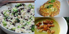 Obľúbená brokolica vo jednoduchých receptoch Potato Salad, Grains, Rice, Potatoes, Ethnic Recipes, Potato, Seeds, Laughter, Jim Rice