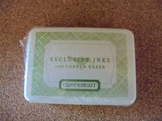 Garden Green Ink Pad by CTMH  Brand New still by SuperCraftyLady, $3.25