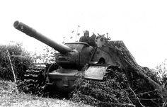 SU-152,Kursk,1943