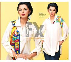 Nishat Neon Range Collection 2013 - Pret