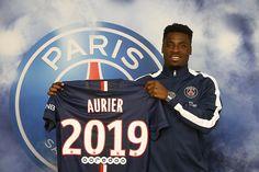 Serge #Aurier signe un contrat de 4 ans au #PSG