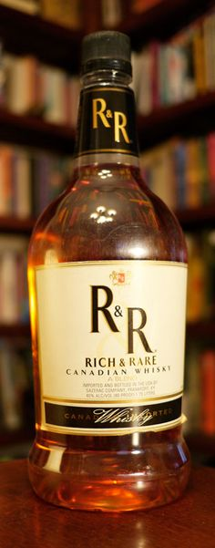 R & R Canadian Whisky