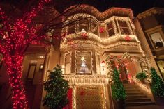 In Search Of San Francisco's Best Holiday Displays 2015 | Hoodline