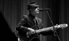 Leonard Cohen - Musician, singer, songwriter, poet, novelist