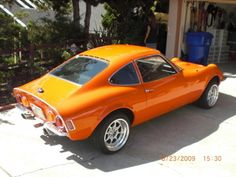 Orange Opel GT ~ My Mom had this car – loved it! Orange Opel GT ~ My Mom had this car – loved it! Giant Truck, Opel Gt, Automobile, Old Classic Cars, Futuristic Cars, Cute Cars, My Ride, Fast Cars, Concept Cars