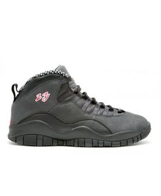 760a6b9d655e05 Air Jordan 10 Retro Countdown Pack Black Dark Shadow 310805 061 Flight Club