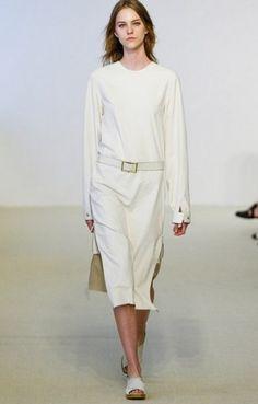 Collezione Moda Calvin Klein primavera estate 2014 FOTO