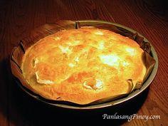 filipino bibingka recipe