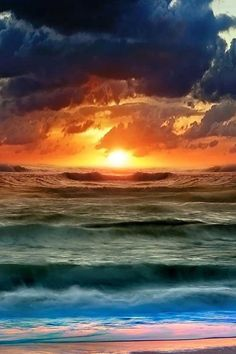 ~~Ocean waves by William Levi~~