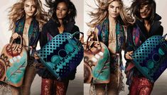 Burberry Spring Ad Campaign
