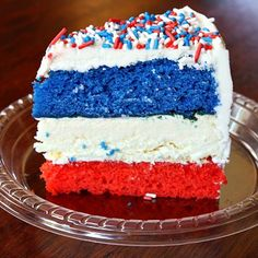 Six amazing 4th of July Desserts! Yum!!