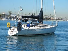 1984 Beneteau First 345 Sail Boat For Sale $33,000 +4K shipping- www.yachtworld.com#.Vnh6H01_nug