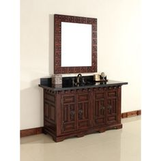 1000 Images About Antique Bathroom Vanities On Pinterest