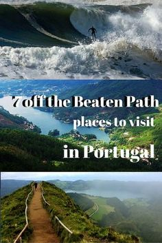 7 Stunning Off The Beaten Track Places to Visit in Portugal - Portugal has growing interest by all kinds of travellers. Cheap good food, warm weather, top-notch Atlantic beaches and welcoming people have turned this little Atlantic-bordered country into a tourist hotspot in Europe. || The Planet D