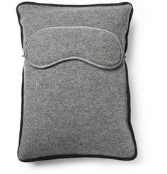 Armand DiradourianCashmere Travel Pillow and Eye Mask HK$1.683