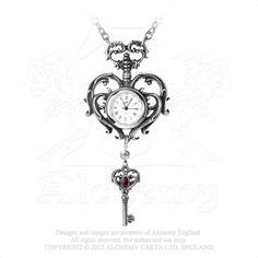 Alchemy of England - AW26 - Temp De Sentiment Fob Watch, $85.00 (http://www.alchemyofengland.com/aw26-temp-de-sentiment-fob-watch/)