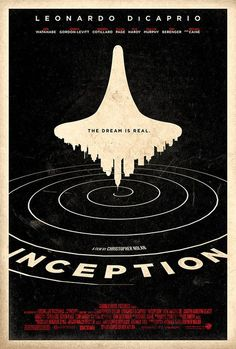 Fancy - Inception Movie Poster. Please like http://www.facebook.com/RagDollMagazine and follow @RagDollMagBlog @priscillacita