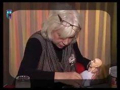 МК Авторская кукла. Лепка 2 - YouTube