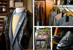 Where Can Men Buy Higher-End Vintage Men's Wear? - NYTimes.com