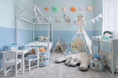 Купить Коллекция 'Море' - вигвам, вигвам для детей, постельное белье, постельный комплект, корзина для игрушек