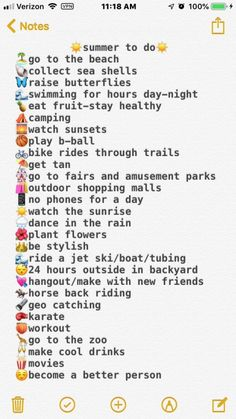 summer goals for teens VSCO - made this list of th - summergoals Summer Bucket List For Teens, Teenage Bucket Lists, Summer Fun List, Summer Goals, Summer Ideas, Fun Bucket List Ideas, Teen Bucket List, Bucket List Quotes, Things To Do At A Sleepover