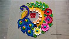 Easy Rangoli Patterns, Simple Rangoli Border Designs, Easy Rangoli Designs Diwali, Rangoli Simple, Rangoli Designs Latest, Rangoli Designs Flower, Free Hand Rangoli Design, Modern Mehndi Designs, Small Rangoli Design