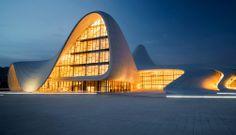 Zahi Hadid - Baku,  Azerbaijan