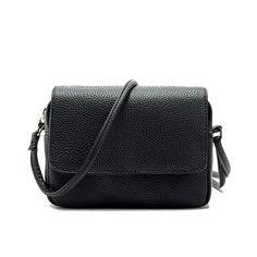 2015 Women's Leather Handbag Messenger Bag Cross body Shoulder Bags Small Mini Crossbody Bags Casual Travel Satchel Purses alishoppbrasil