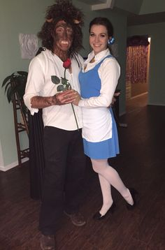 Homemade Beauty And The Beast S Costume 2017