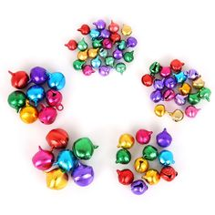 2 Bag Ootdty Colorful Styrofoam Mini Foam Ball Small Beads For Slime Diy Art Craft Decoration Clients First Arts,crafts & Sewing