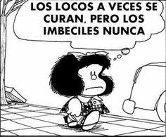 Loucos X imbecis