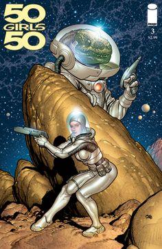 50 Girls 50 Issue 3