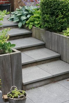 Modern Landscape Outdoor Stairs Design Pictures Remodel