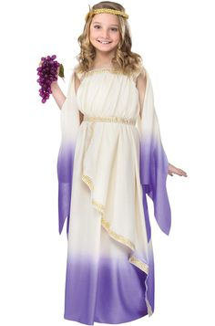 Check out the deal on Goddess Child Costume - FREE SHIPPING at PureCostumes.com