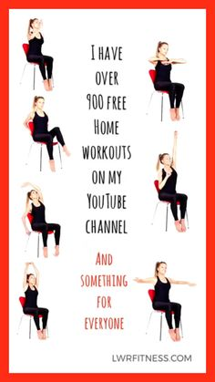 FREE HOME FITNESS WORKOUTS – something for everyone ✔️From Weight Loss to Full Body Toning I have over 900 free workout videos which are all full length and home based and you don't need any equipment. As a qualified trainer… Continue Reading → Fitness Workouts, At Home Workouts, Fitness Tips, Weight Workouts, Body Fitness, Fitness Planner, Health Fitness, Weight Loss Challenge, Best Weight Loss