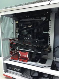 The Creed, is an Assasins Creed inspired Case mod. This custom computer is a diy project by Wing Hsu Game Cafe, Cooler Master, 3d Printing, Robotics, Vr, Portal, Gaming, Platform, Community