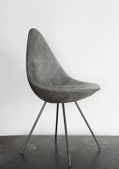Special edition by Oliver Gustav - The Drop Chair by Arne Jacobsen