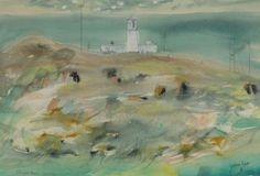 ✽ john piper - 'strumble head lighthouse'