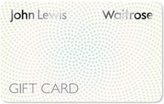Gift Cards for John Lewis