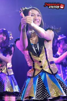 Melody JKT48 Fortune Cookie in Love :D