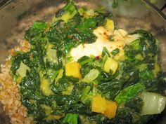 Amaranth Leaves Spinach In Coconut Milk Recipe - Food.com