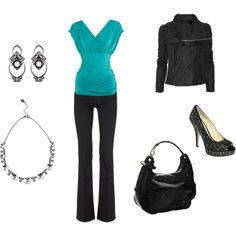 Night Out, created by rebecca-horn.polyvore.com