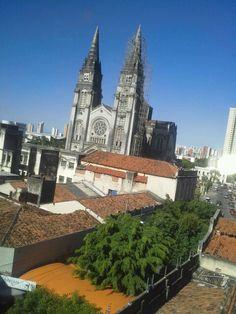 Catedral de Fortaleza,Ceara,Brasil.