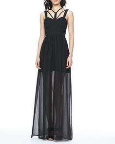 Keepsake Northern Lights Maxi Dress