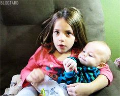 #shaytards #Babytard Her reaction when she accidentally said her real name, haha! adorbs!