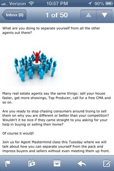 Register here for this weeks free class.   www.agentmastermind.com/justinphillips