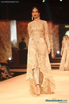 Suit by Neeta Lulla at Blenders Pride Fashion Tour 2014